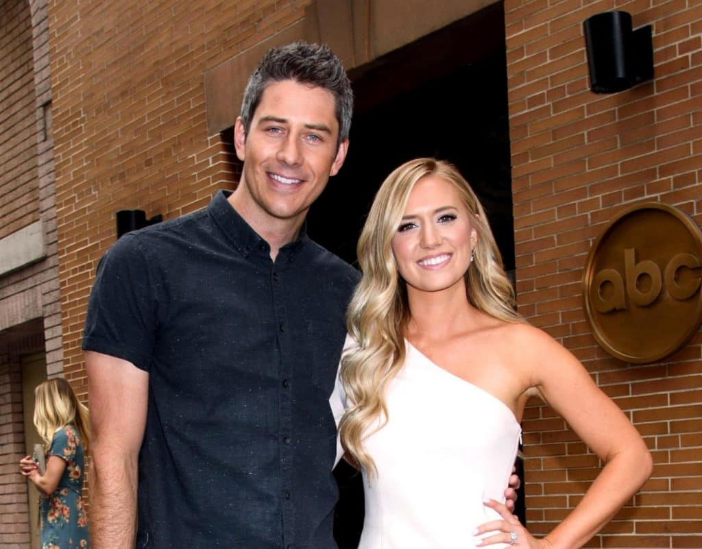 The Bachelor Arie Luyendyk Jr and Lauren Burnham Pregnant