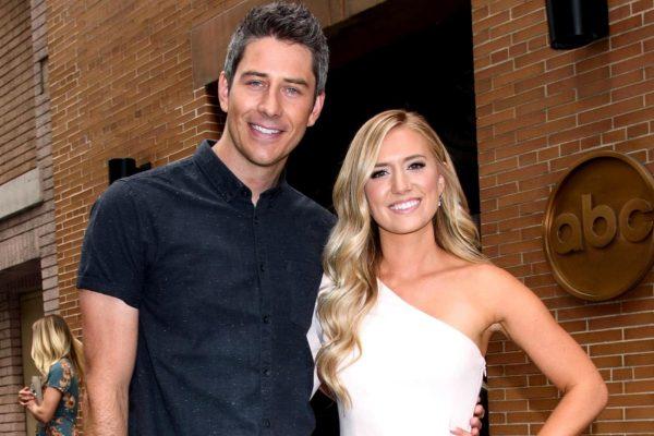 The Bachelor Arie Luyendyk Jr and Lauren Burnham Pregnant