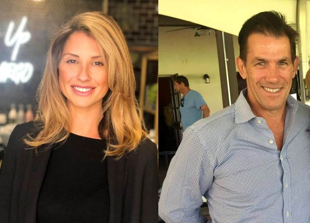 Southern Charm Ashley Jacobs and Thomas Ravenel Update