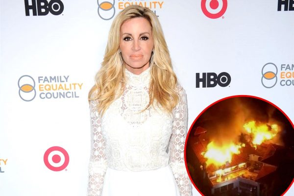 RHOBH's Camille Grammer Calls Home Burning Down a Tragedy