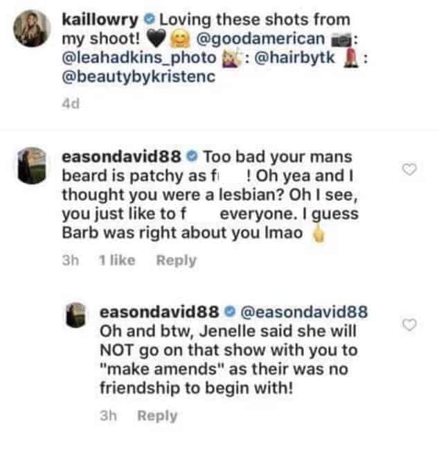 David Eason Disses Kailyn Lowry And Chris Lopez