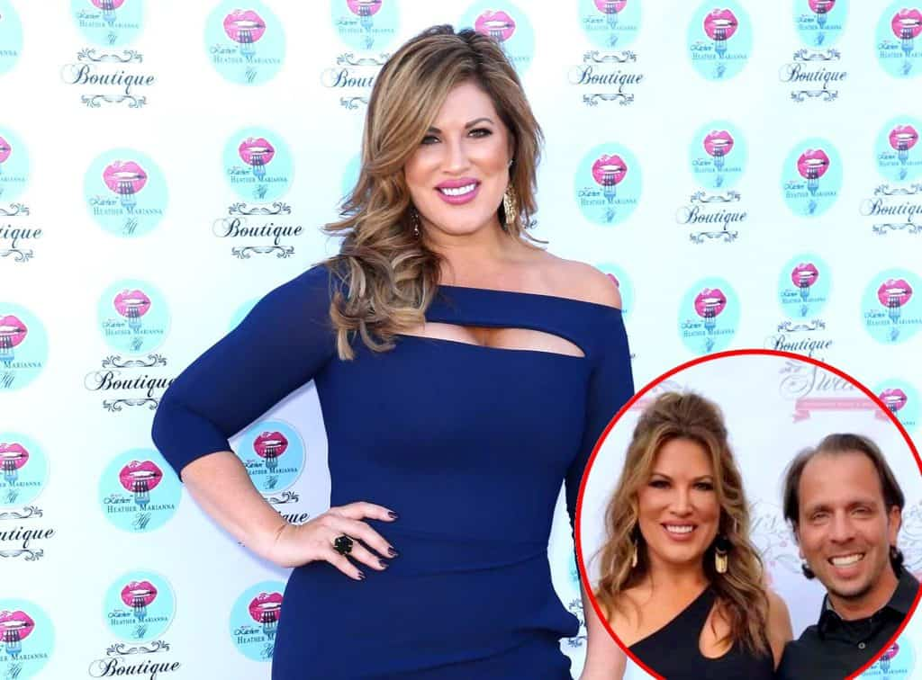 RHOC's Emily Simpson Reveals the Most Hurtful Comment She Gets From Fans and Explains Why Shane Has a Chip on His Shoulder