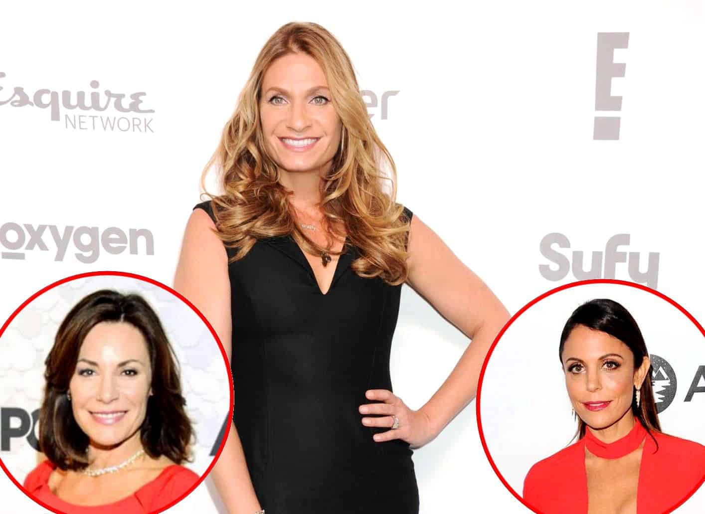 Heather Thomson talks scary RHONY Bethenny and Luann
