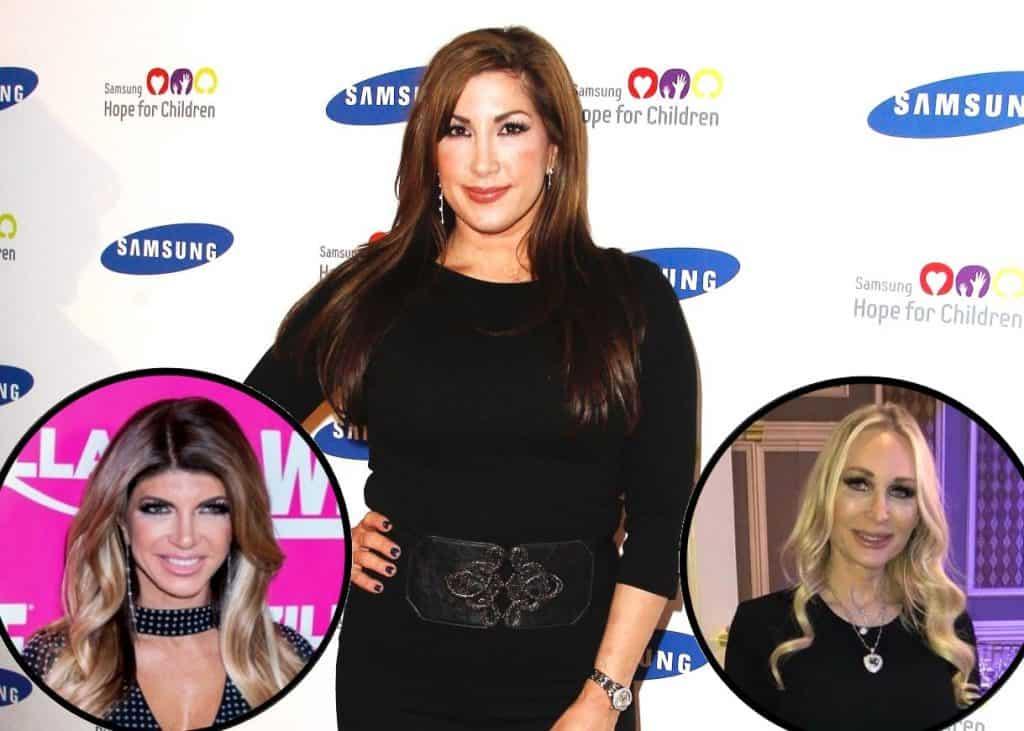 Jacqueline Laurita slams Teresa Giudice, defends Kim D