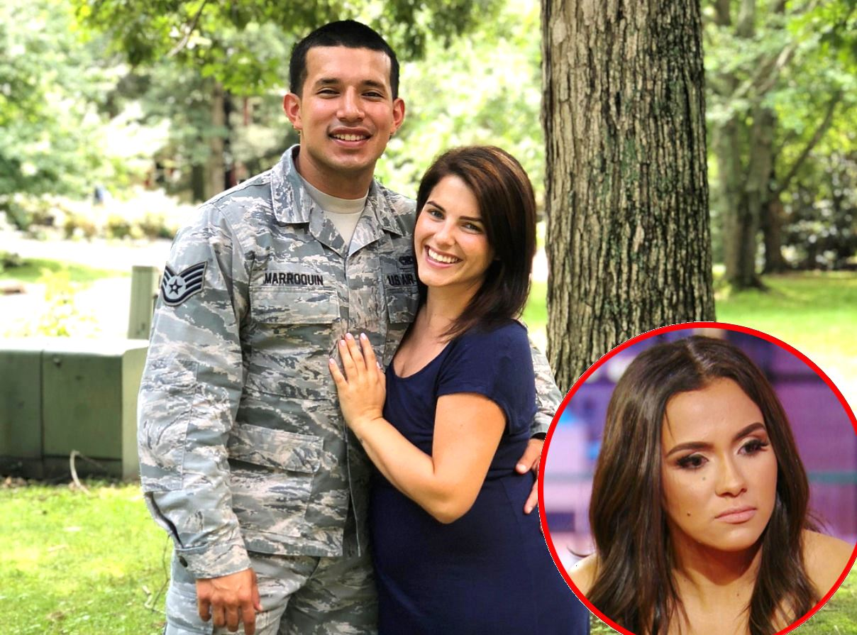 Teen Mom 2 Javi Marroquin and Girlfriend Lauren Comeau Baby Pics Briana
