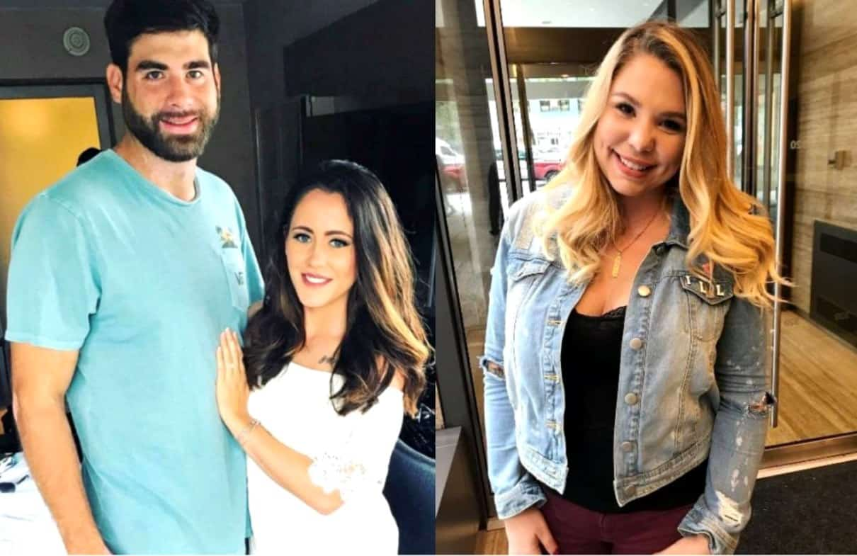 Teen Mom 2 Jenelle Evans defend David Eason slams Kailyn Lowry