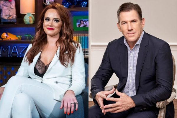 Southern Charm's Thomas Ravenel Battles Uber to Get Kathryn's Records as She Requests Custody Case Sealed