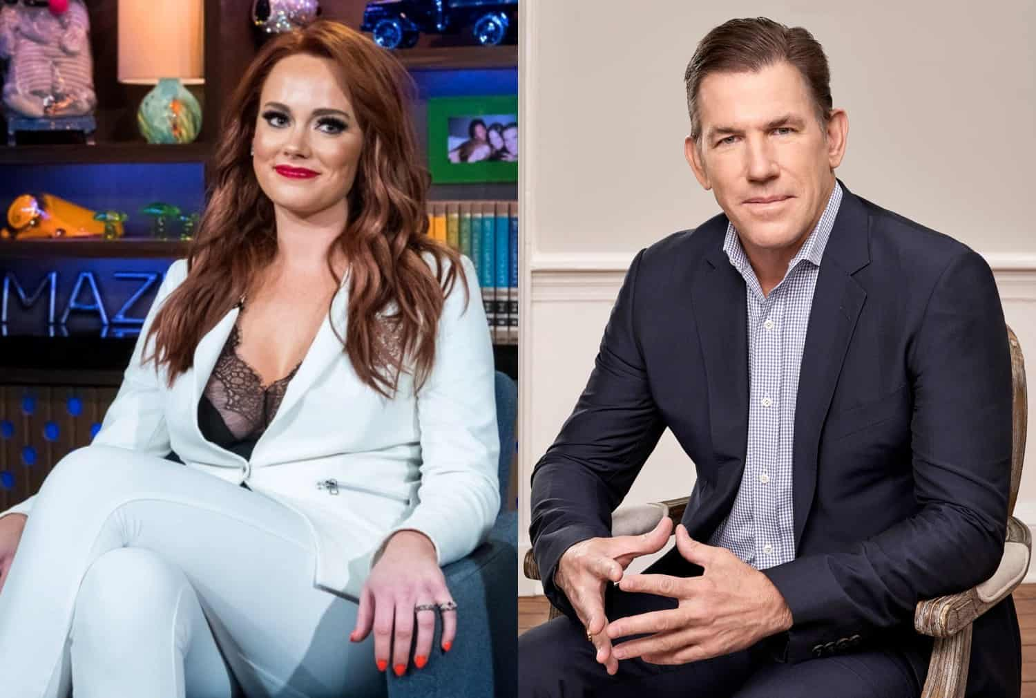 Southern Charm Kathryn Dennis vs Thomas Ravenel Child Custody Battle