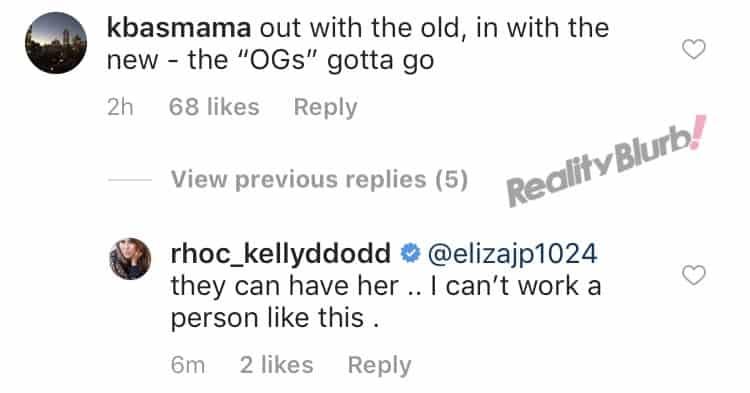 Kelly shades Vicki