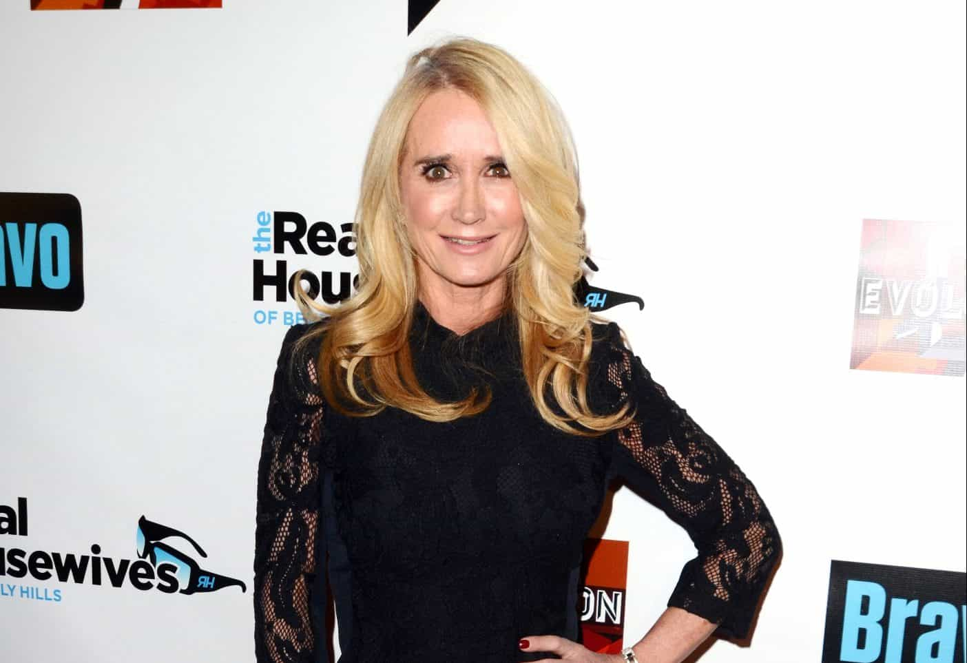 RHOBH's Kim Richards Speaks Out About Her Hospitalization for the First Time and Reveals Plans to Release an Autobiography