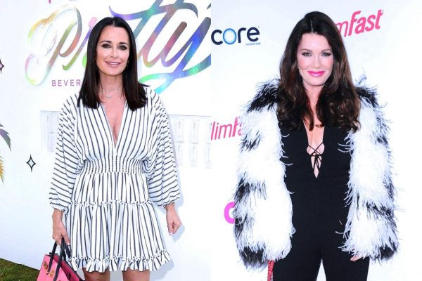"Lisa Vanderpump Refused to Take Photo with RHOBH Co-Stars, Kyle Richards on ""Lies"""