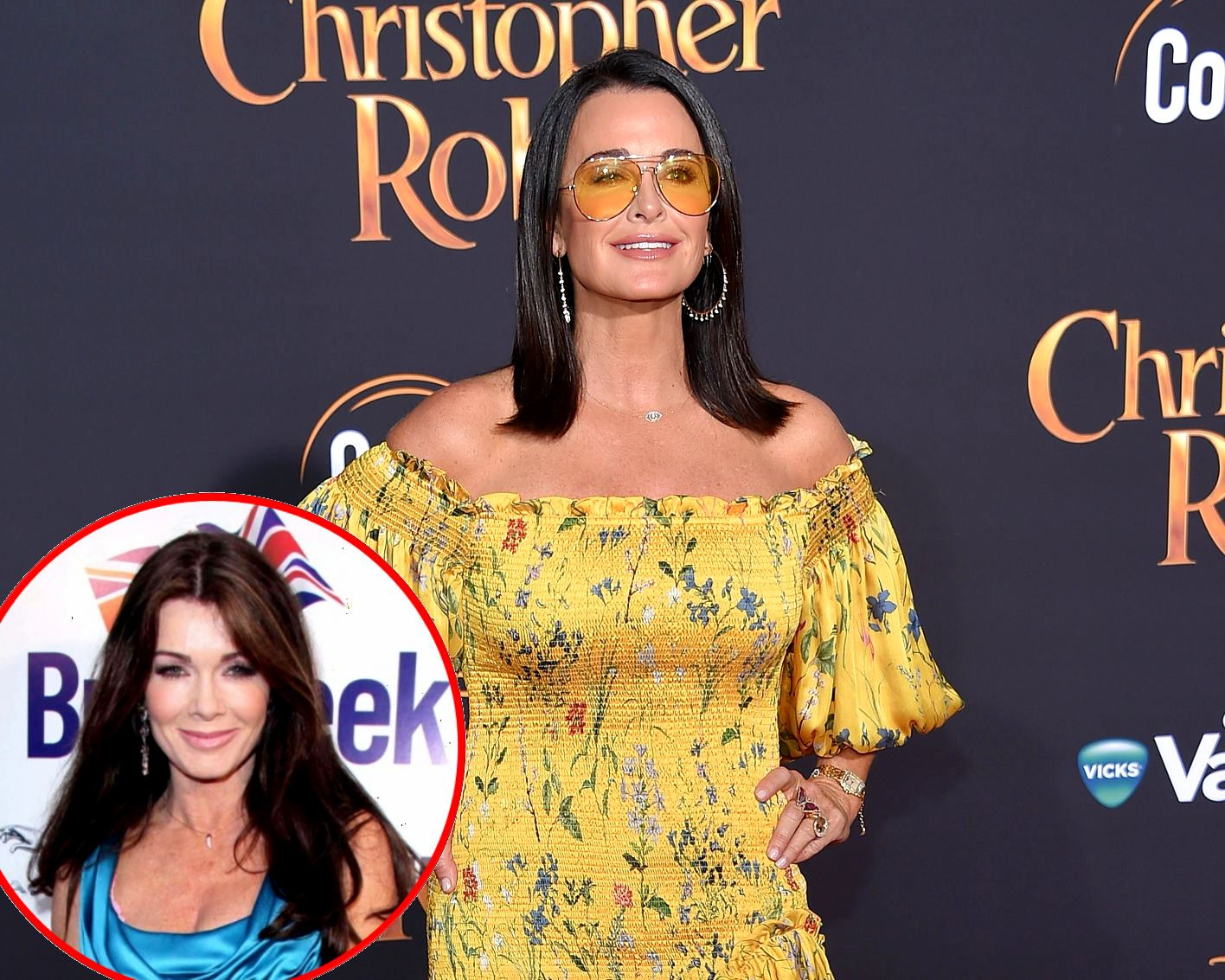 RHOBH Star Kyle Richards Talks Lisa Vanderpump Feud