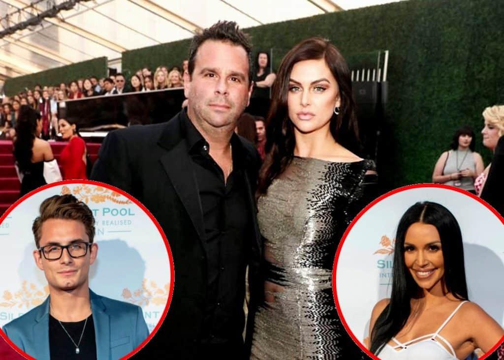 Vanderpump Rules Lala Kent fiance Randall Emmett plus James and Scheana Update