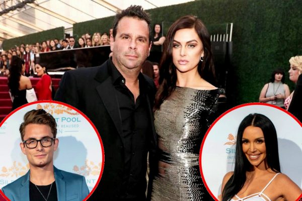 Vanderpump Rules Lala Kent fiance Randall Emmett plus James and Scheana Update