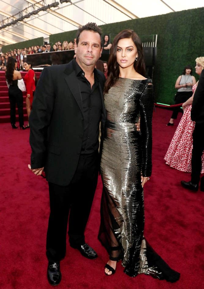 Randall Emmett and Lala Kent