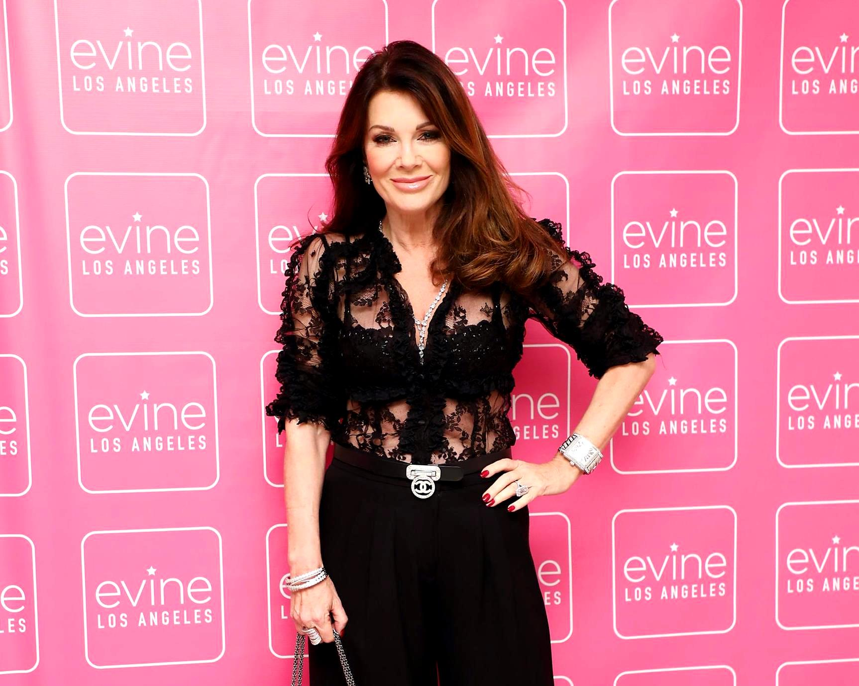 "Lisa Vanderpump Talks ""Difficult"" RHOBH Season"