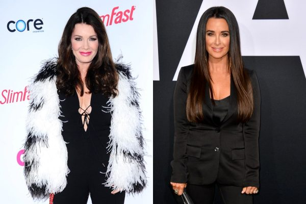 RHOBH Lisa Vanderpump and Kyle Richards Feud