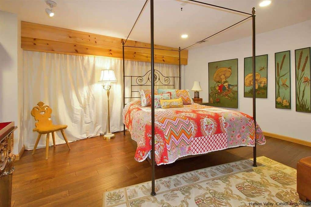 LuAnn de Lesseps Home Bedroom