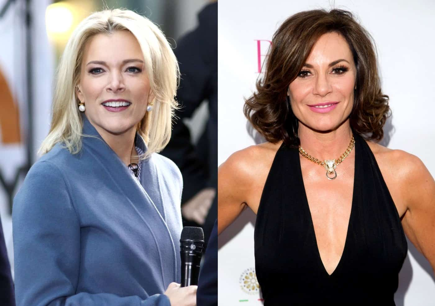 Megyn Kelly apologizes to RHONY's Luann de Lesseps
