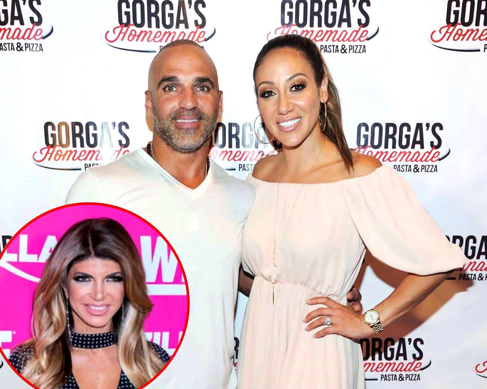 Melissa Gorga Reveals Why Husband Joe Regrets Doing the RHONJ