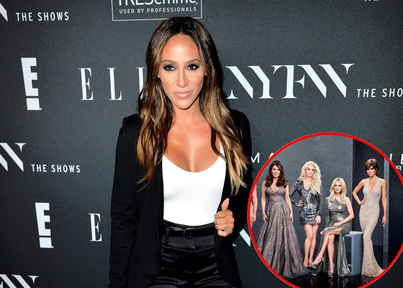 RHONJ Melissa Gorga wants to join RHOBH Cast
