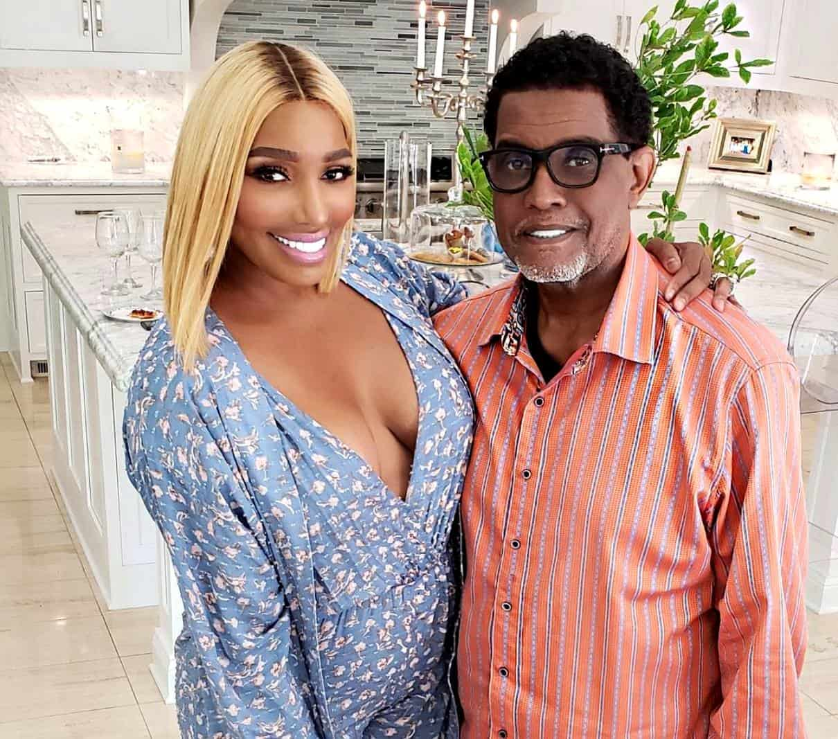 RHOA Nene Leakes and Gregg Leakes cancer update
