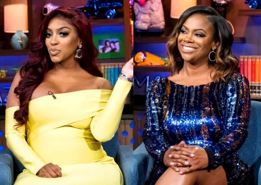 RHOA Porsha Williams and Kandi Burruss New Feud