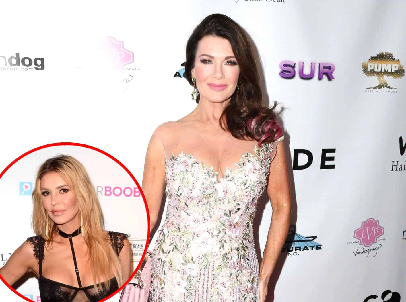 Will Lisa Vanderpump Skip RHOBH Cast Trip to France? Brandi Glanville Feels Sorry for Lisa