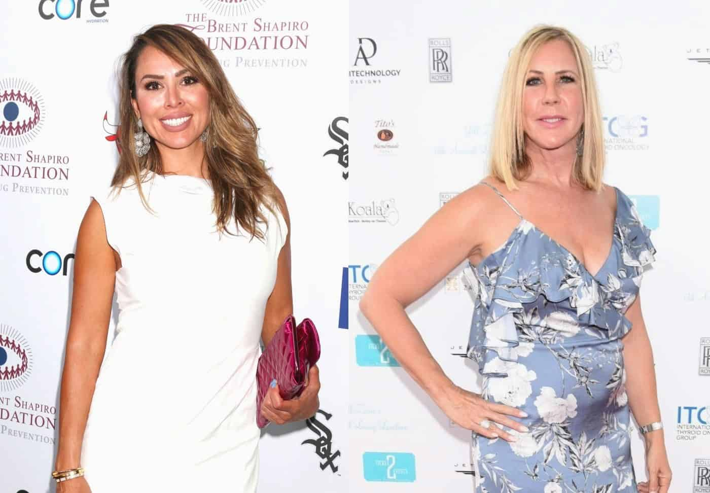 RHOC Kelly Dodd vs Vicki Gunvalson Feud on Social Media