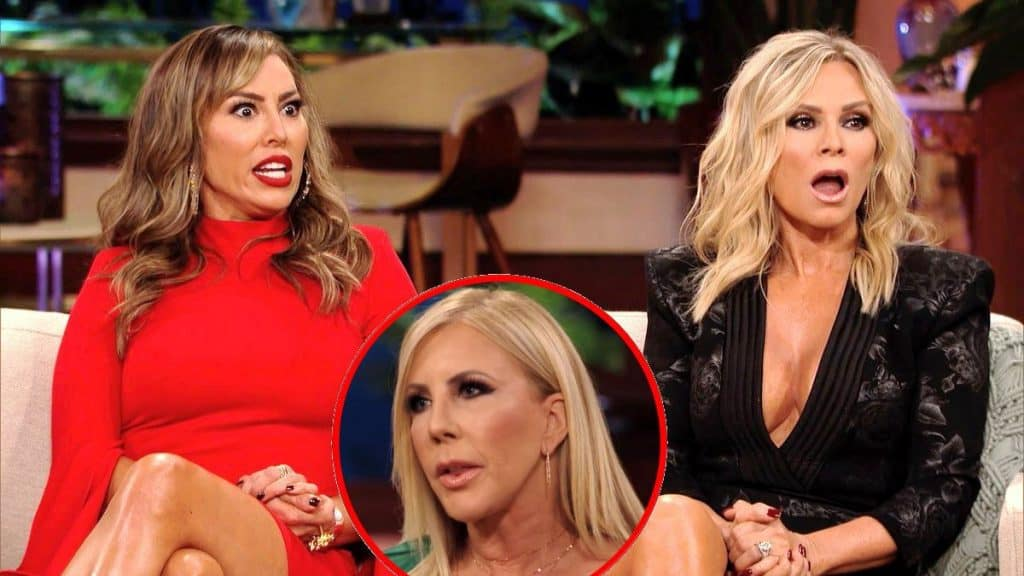 RHOC Reunion Kelly Dodd Tamra Judge vs Vicki Gunvalson