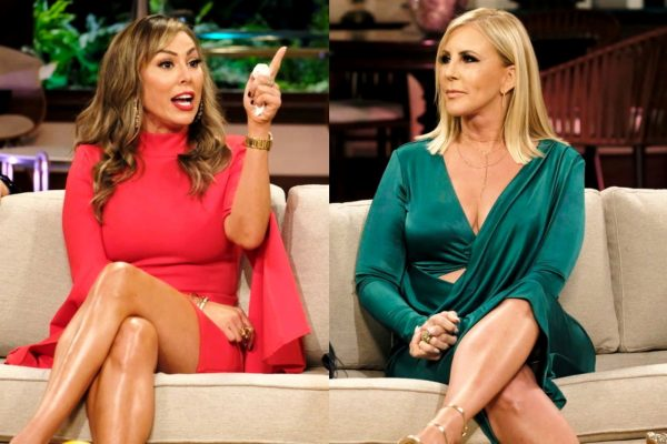 The Real Housewives of Orange County RHOC Reunion Season 13 Kelly Dodd vs Vicki Gunvalson