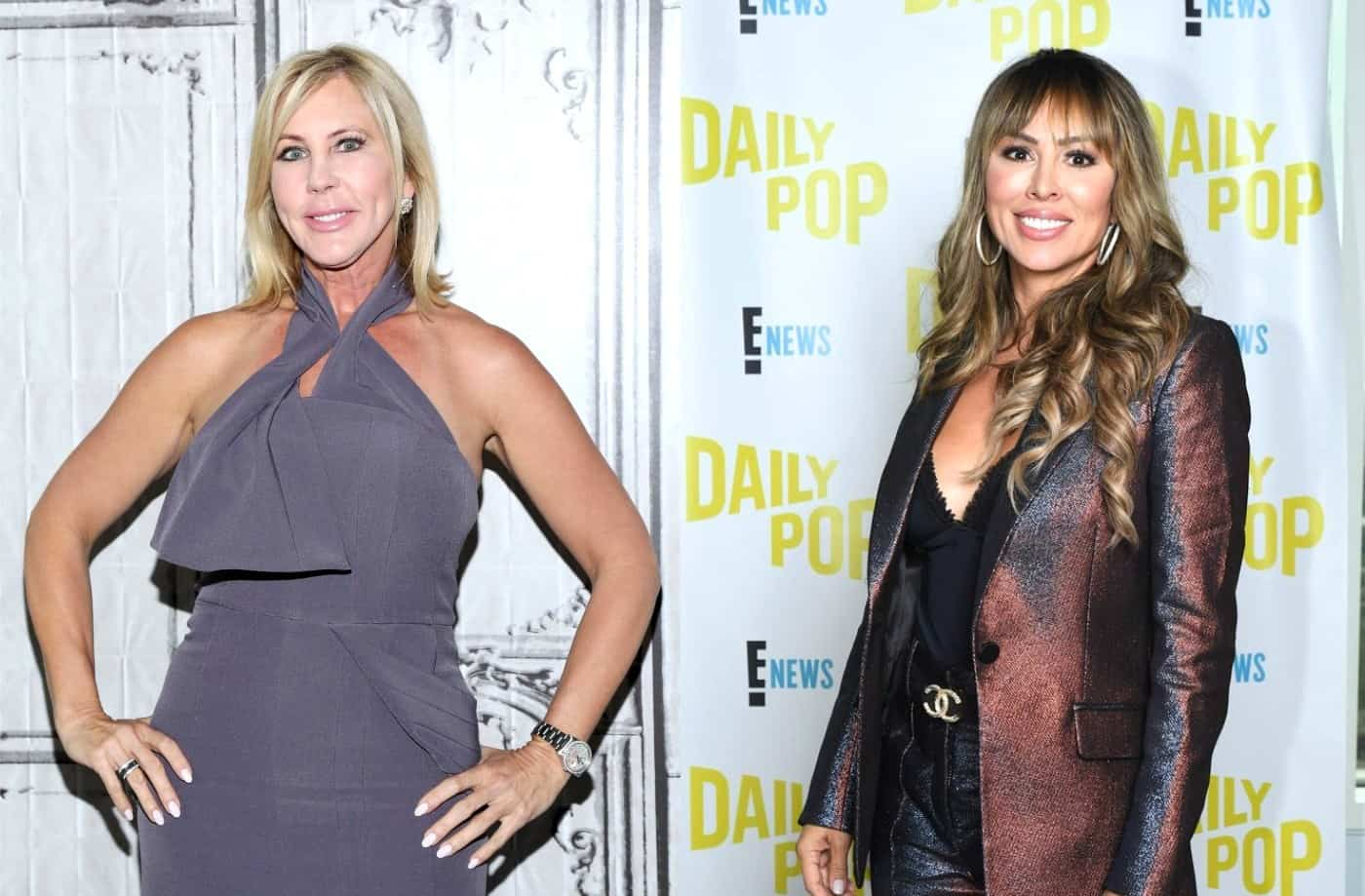 Vicki Gunvalson and Kelly Dodd's Feud Reaches New Low