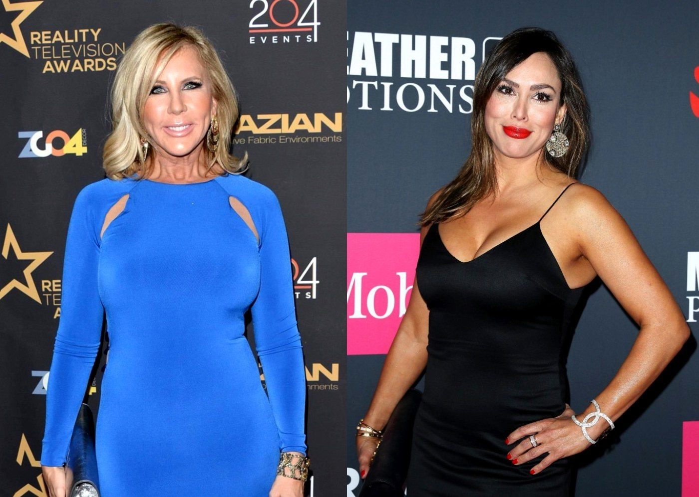Vicki Gunvalson Responds to Reports of Her RHOC Demotion, Kelly Says It's Time for Her to Quit