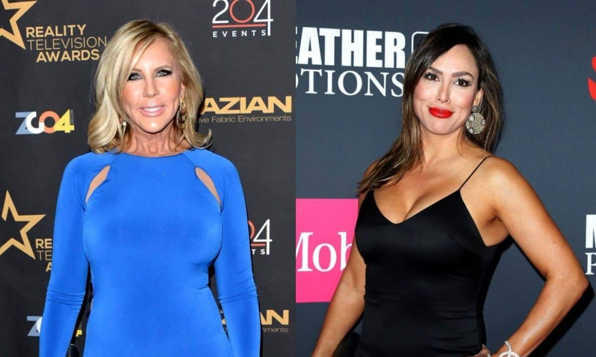 """Ex RHOC Star Vicki Gunvalson Slams Kelly Dodd for """"Gold-Digging"""" and Pretending to Be a """"Doting Mother,"""" Denies """"Faking"""" Storylines and Claims That Without Her, Kelly Would Have """"No Salary"""" and """"No Job"""""""
