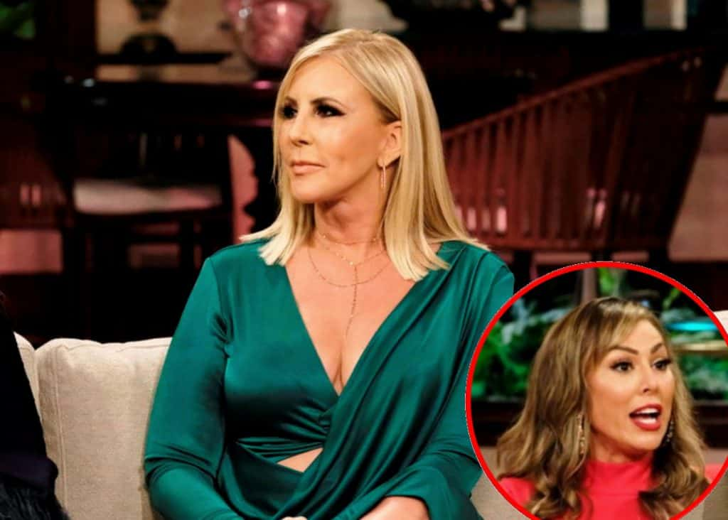 RHOC's Vicki Gunvalson Reacts to Kelly Dodd Calling Her a 'Pig' Again, Addresses Story Claiming She's Begging Steve Lodge to Propose