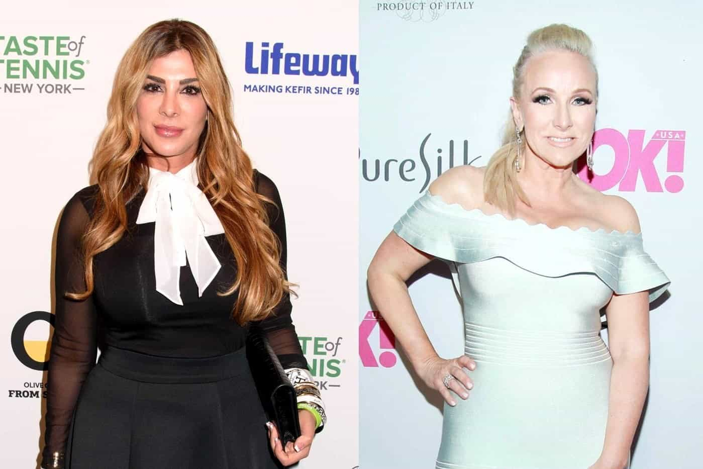 RHONJ's Siggy Flicker Mocks Margaret Josephs' Past Infidelity