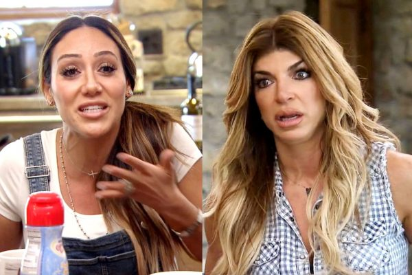 The Real Housewives of New Jersey Recap: Teresa and Melissa Reignite Their Family Feud