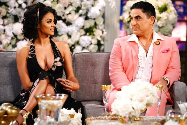 Shahs of Sunset Season 7 Reunion GG and Reza