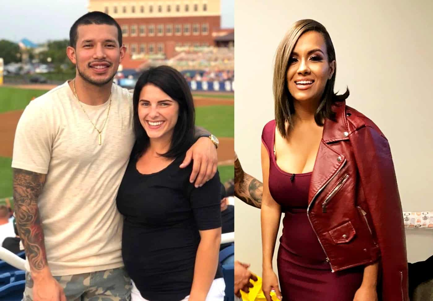 Teen Mom 2 Lauren Comeau and Javi Marroquin slam Briana DeJesus