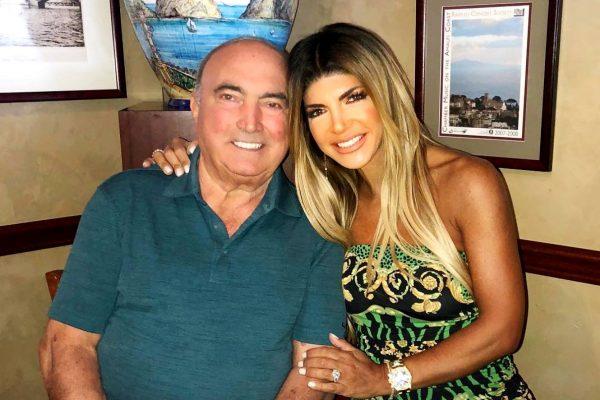 Teresa Giudice Father Giacinto Gorga rushed to hospital again