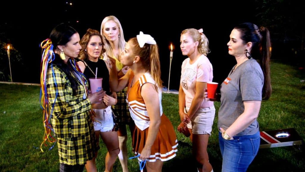 The Real Housewives of Dallas Recap season 3 finale party fouls