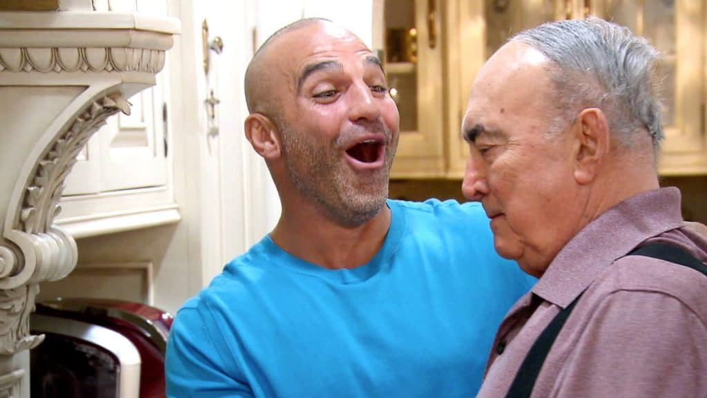 The Real Housewives of New Jersey Recap Joe Dad