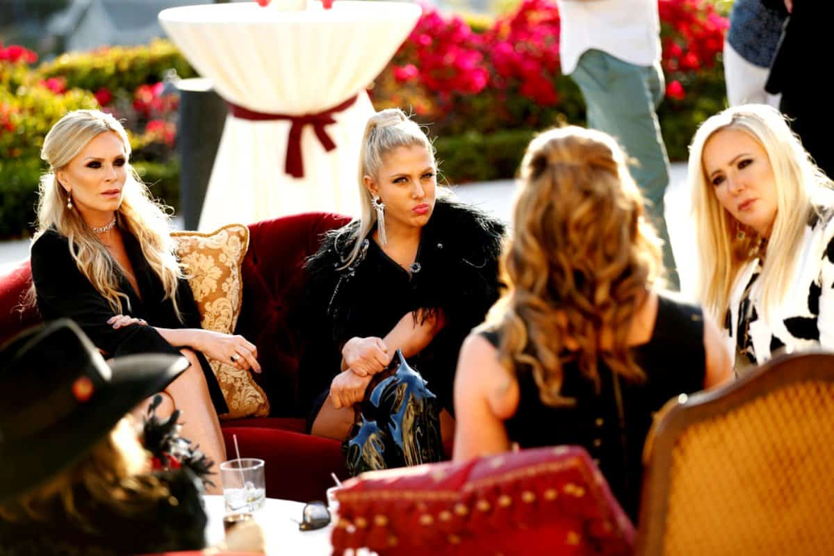 The Real Housewives of Orange County Recap Femme Finale - Tamra Judge, Gina Kirschenheiter, Shannon Beador