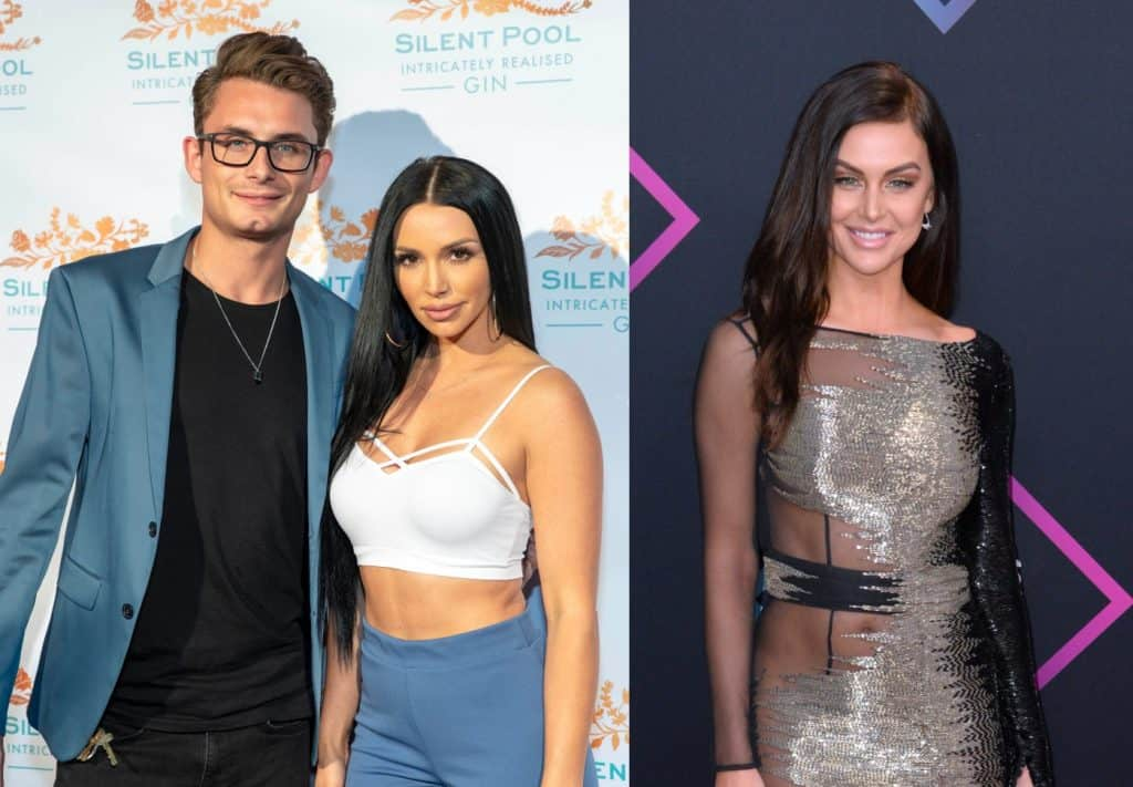Vanderpump Rules Season 7 Spoilers - James Kennedy, Scheana Marie, and Lala Kent