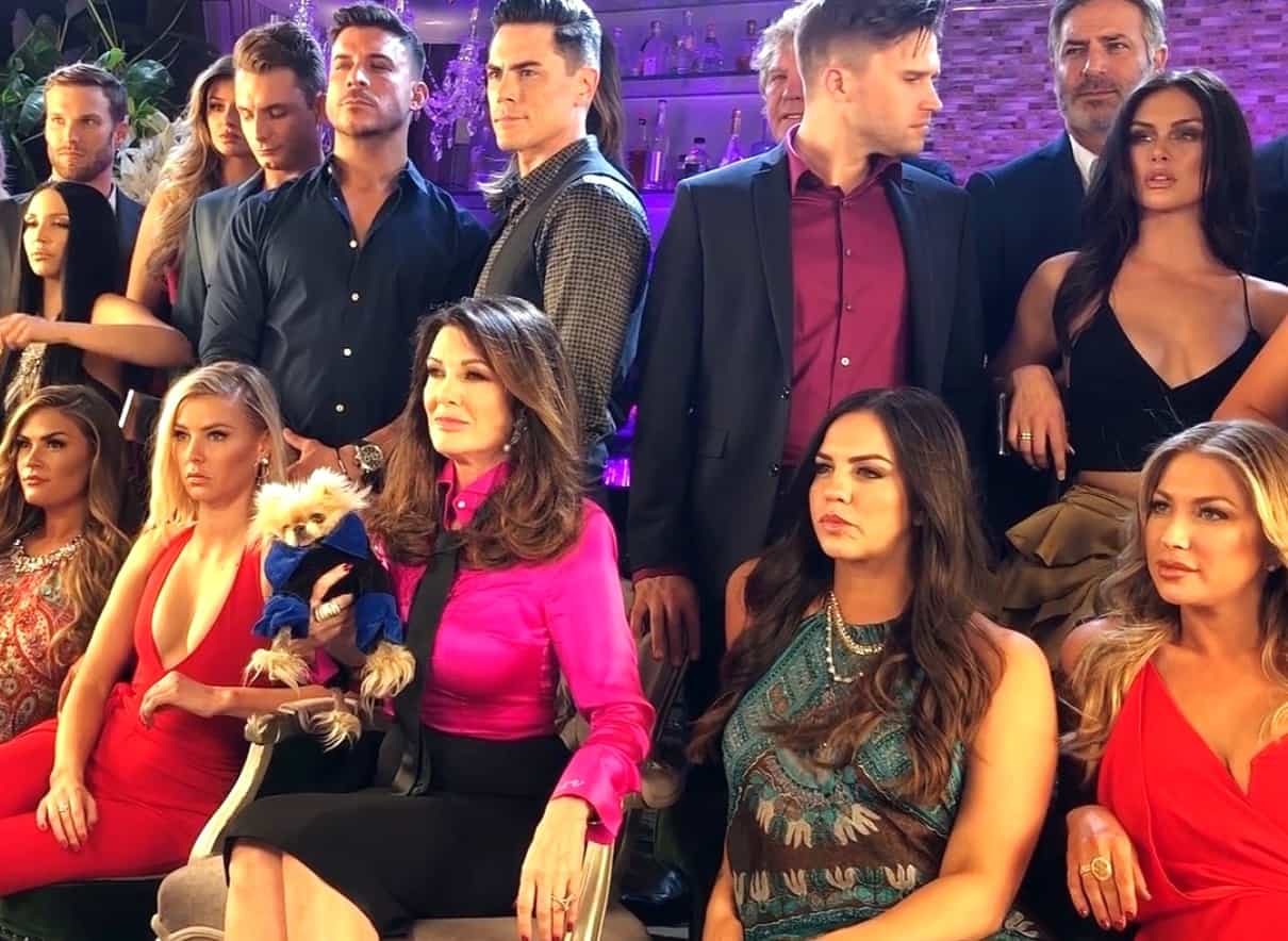Vanderpump Rules cast interview vogue