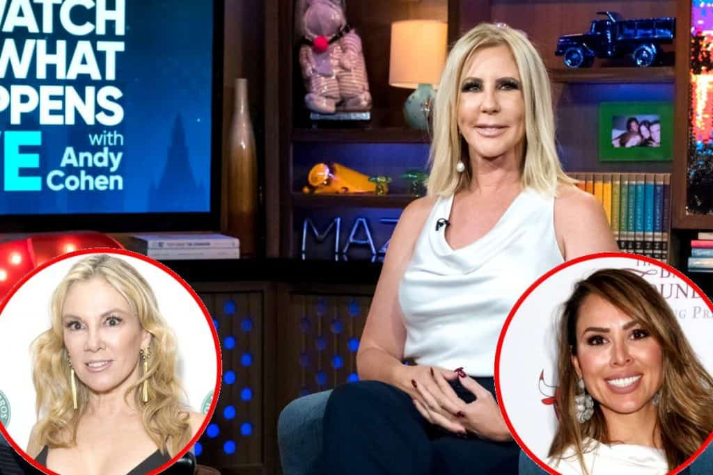 RHOC's Vicki Gunvalson Claps Back At Ramona and Kelly