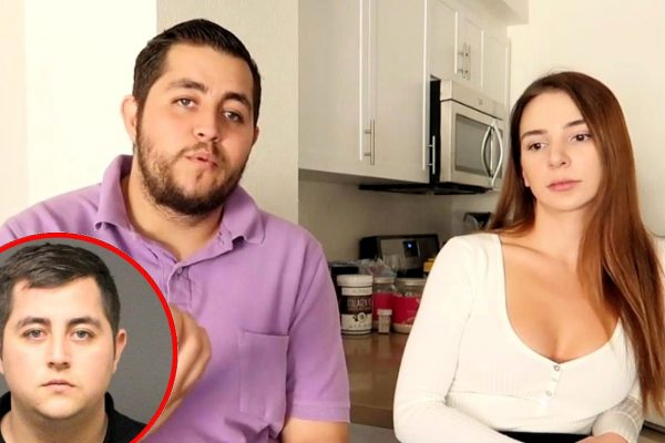90 Day Fiance Anfisa and Jorge Marriage Prison Update