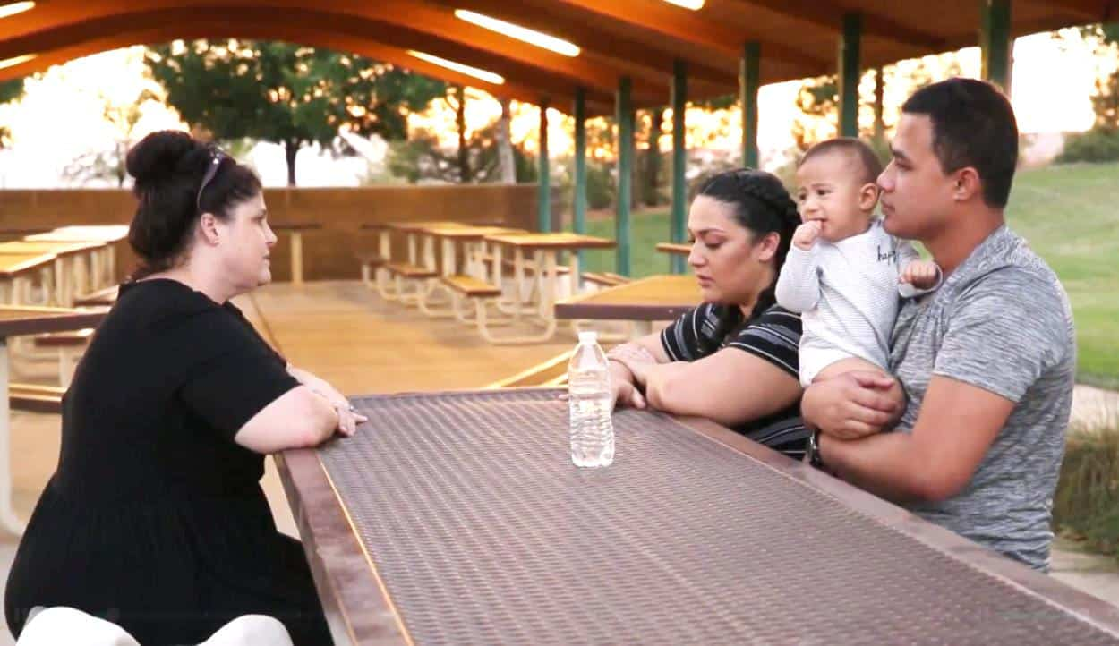 90 Day Fiance Backed Into a Corner Episode Kalani Mom Asuelu