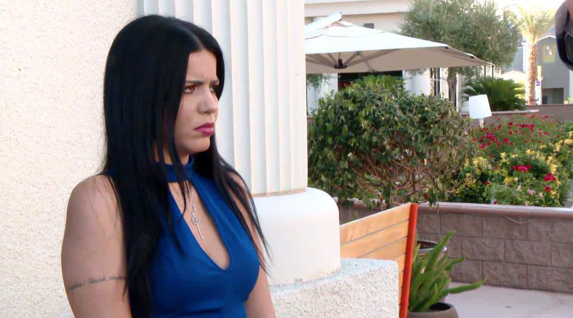 90 Day Fiance Backed Into a Corner Episode Larissa