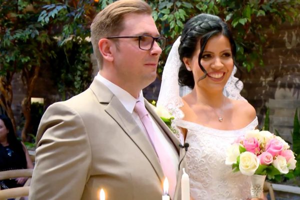 90 Day Fiance Make It or Break It Colt and Larissa Wedding
